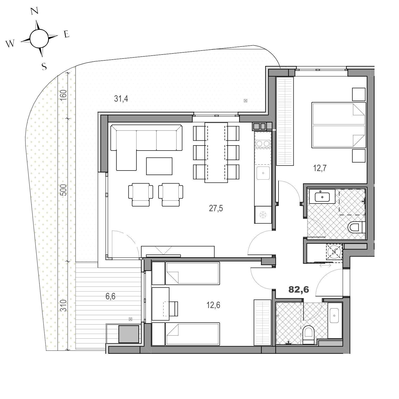 Апартамент 02