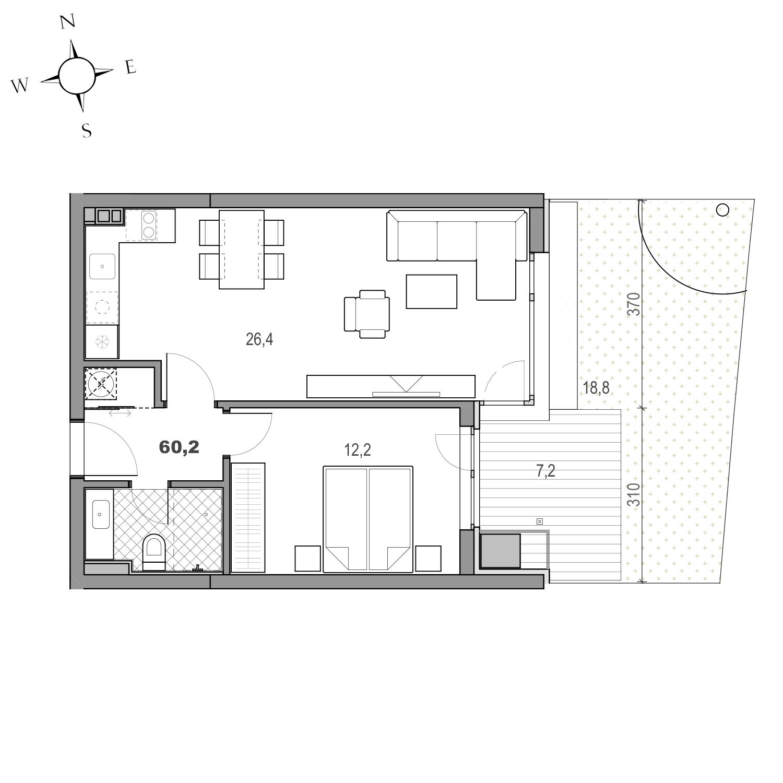 Апартамент 04