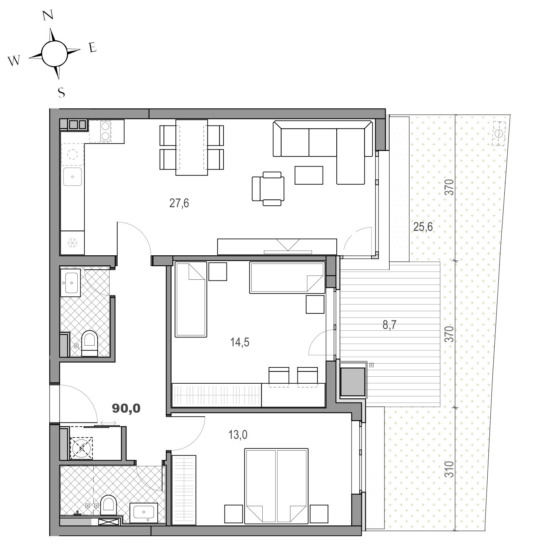 Апартамент 05