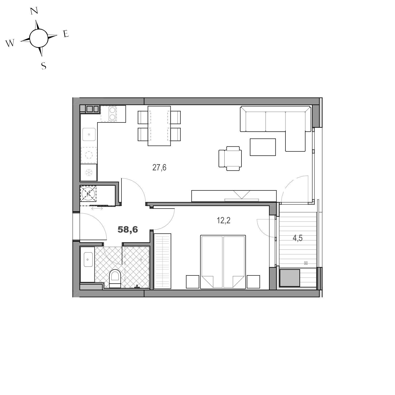 Апартамент 19