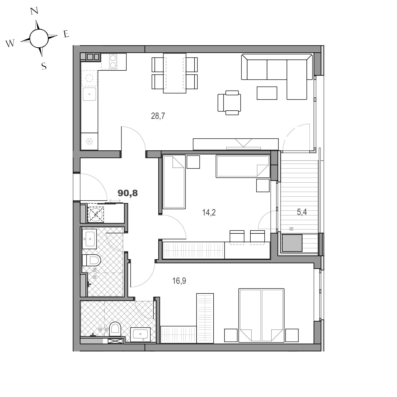 Апартамент 36