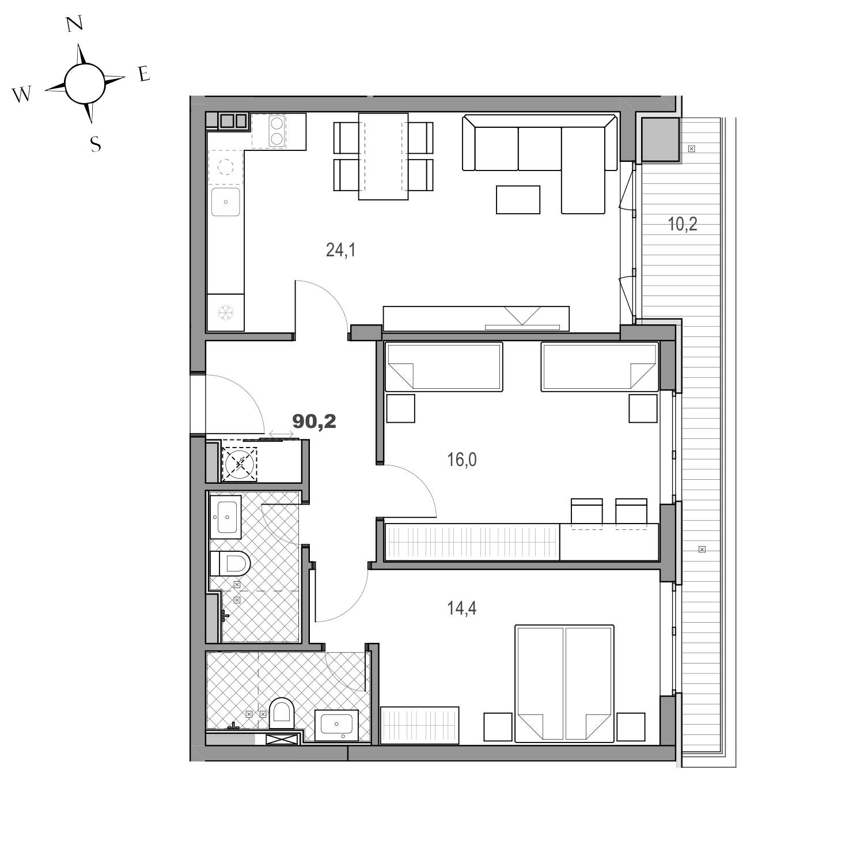 Апартамент 42